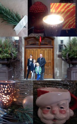 Christmas Collage 2012