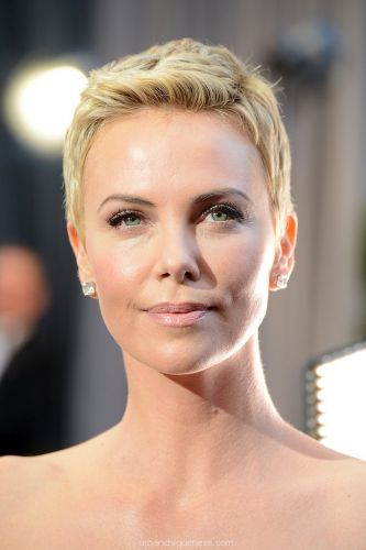 Charlize close up