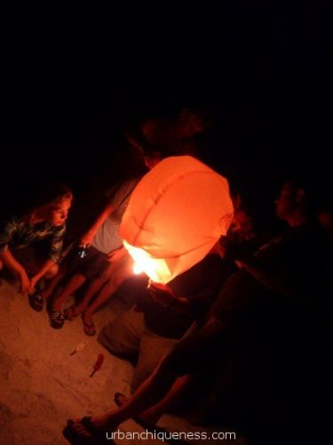 in memory, tradition, chinese lanterns