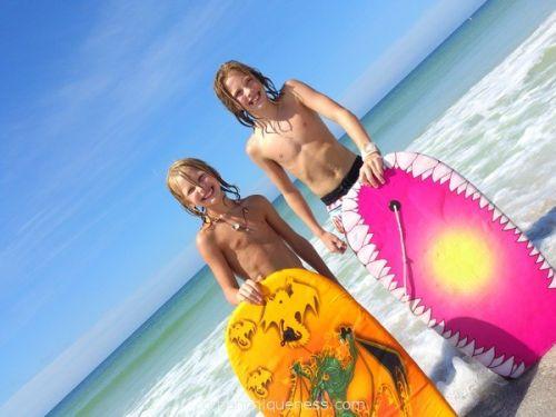 Paradise, surf, island living