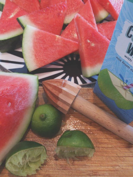 watermelon icies