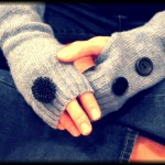 """Chique"" Tip:  DIY Winter Mittens"