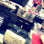 Loving all the sequins & holiday glitz @ Henri Bendel.