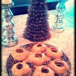 """Chique"" Recipe: Baked Pumpkin Doughnuts"