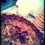 """Chique"" Recipe: Scrumptious Pecan Pie"