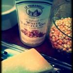 """Chique"" Recipe: Truffle & Parmesan Popcorn"