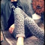 """""""Chique"""" Trend: Leopard Denim"""