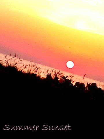 """Chique"" Summer Sunset"