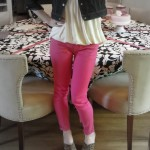 """""""Chique"""" Trend:  Color & Print Denim"""