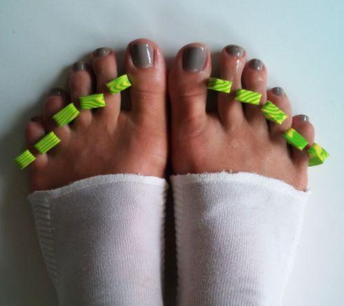 """""""Chique"""" Tip: Pedi Socks"""