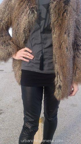 """Chique"" Fur & Shadows"