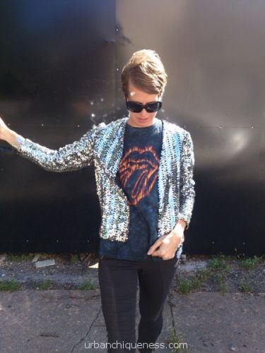 Rolling Stones, Vintage Tee, Vintage Sequins, Fashion, Style