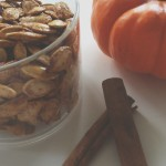 """Chique"" Recipe: Simply Sweet Pumpkin Seeds"